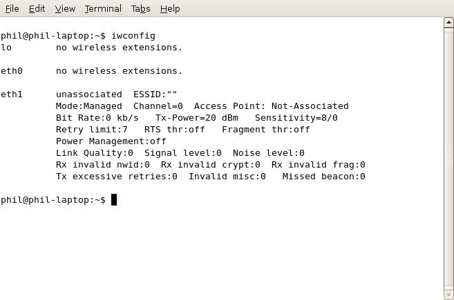 Ipw2200 Aircrack Ubuntu Hintergrundbild